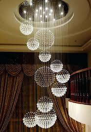 crystal rain chandelier solar system luxury spiral rain drop design crystal sphere chandelier intended for elegant crystal rain chandelier