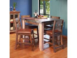 Pub Height Kitchen Table Sets International Furniture Direct 900 Antique 42 Counter Height
