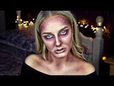 zombie makeup tutorial emily alison 47beauty