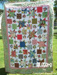 All Stars Quilt Â« Moda Bake Shop & Hi, it's Crystal over at Hendrixville.blogspot.com. I am pleased to give  you my second Moda Bake Shop Project! I don't know about you, but I have  been in a ... Adamdwight.com
