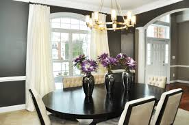Round Kitchen Tables For 6 Kitchen Table 6 Chairs Space Black Glass U0026 Chrome Extending