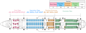 jal seating plan premium economy jal use boeing 777 300er