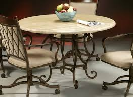 round marble table set granada brown marble top dining