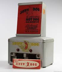 Hot Dog Vending Machines Cool 48s Jiffy Dog Hot Dog Vending Machine
