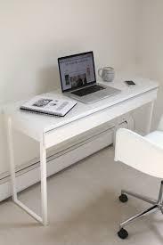 ikea besta burs desk in high gloss white