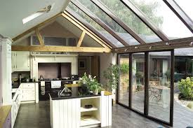 Kitchen Conservatory Pertaining To Kitchen Conservatory An ..