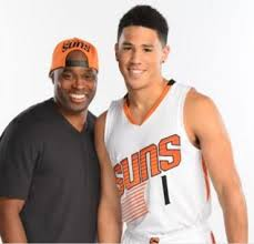 The couple sparked romance rumors when they were seen outside a rest stop in sedona, arizona on april 28. Devin Booker Dad Who Is Melvin Booker And Did He Play In The Nba Essentiallysports