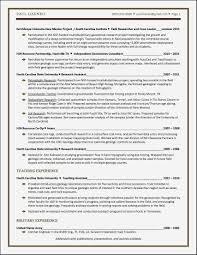 Valid Resume Sample Geologist Kolot Co