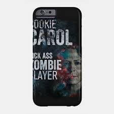Carol Cookie Maker Zombie Slayer Walking Dead Carl Phone Case