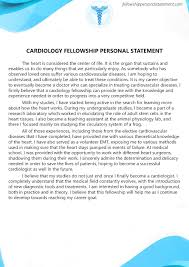 cardiology fellowship might be the one of your dreams getting accepted into the program cardiologist resume