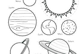 Coloring Pages Of Planets Planet Coloring Sheets Planet Earth