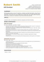 Java Web Sphere Developer Resume Extraordinary J48EE Developer Resume Samples QwikResume
