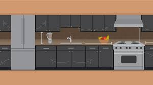 Kitchen island is the best companion for you in the kitchen. 10 Kitchen Layouts 6 Dimension Diagrams 2021 Home Stratosphere