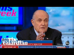 giuliani trump interview with mueller would happen over my dead us news the guardian