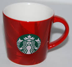starbucks christmas mugs 2014. Modren Christmas Starbucks Christmas 2014 Demitasse Red Mini Mug 3oz Espresso Coffee Tea  Mermaid With Mugs T