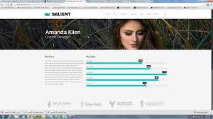 Website Design Honest Way To Show Your Skills In Portfolio User