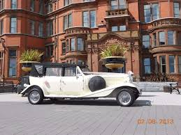 occasions classic car hire classic wedding cars banbridge co down northern ireland