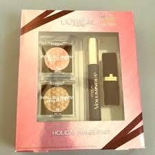 sephora makeup l oreal holiday 4 pc makeup kit