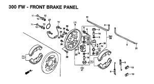 1997 honda fourtrax 300 4x4 trx300fw 300 fw front brake panel 1991 Honda Fourtrax 300 Wiring Diagram 1997 honda fourtrax 300 4x4 trx300fw 300 fw front brake panel parts best oem 300 fw front brake panel parts for 1997 fourtrax 300 4x4 trx300fw bikes 1991 honda fourtrax 300 wiring diagram