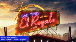 While the el royale isn't quite as old as most instances of this trope, and isn't really a house, the movie follows the basic old dark house plot of a bunch of we never find out what kind of surveillance operation the fbi was running at the el royale that warranted the direct involvement of j. Bad Times At The El Royale Is An Acting Showcase Slice Of Scifi