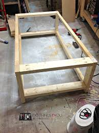 build your own rustic furniture. DIY Rustic X Coffee Table - Build Your Own In An Afternoon! Furniture O