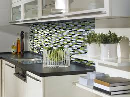 Backsplash Tile For Kitchen Blog How To Install Peel And Stick Tiles In A Kitchen Directly