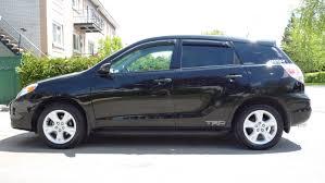 2005 Toyota Matrix - Information and photos - ZombieDrive