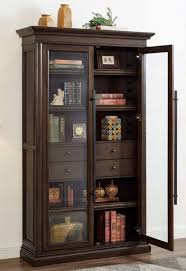 glass door bookcase by well universal for in flower mound tx offerup