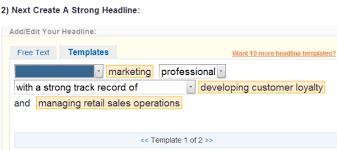 Top 5 Free Resume Hosting Websites htwarn headline helper