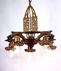 cast iron chandeliers sold gorgeous antique art five light cast iron chandelier black cast iron chandeliers
