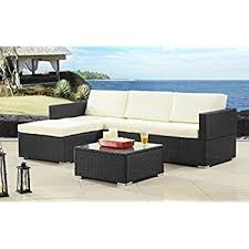 great modern outdoor furniture 15 home. Modern Outdoor Garden Sectional Wicker Sofa Set With Coffee Table New 9 Great Furniture 15 Home D