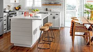 Furniture for very small spaces Designer Rx161250 Small Space Decorating Tricks 2016white Kitchen With Island And Breakfast Nook Southern Living Small Space Decorating Tricks Southern Living
