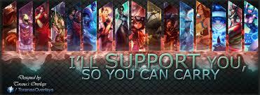 League of Legends SUPPORT Facebook ...