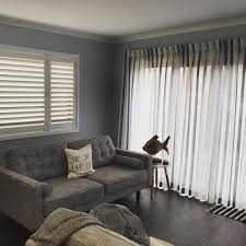 blinds and curtains on same window. Perfect And August 26 2015 Plantation Shutters Throughout Blinds And Curtains On Same Window K