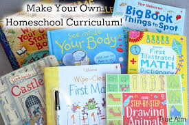 how to make your own home curriculum with usborne books