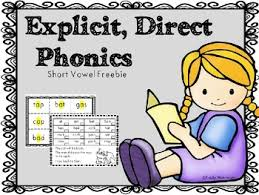 Phonics worksheets for kids including short vowel sounds and long vowel sounds for preschool and kindergarden. Explicit Direct Decoding Of Short Vowel Words By Emily Hutchison