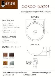 round bathtub dimensions ideas