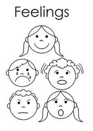 Small Picture Nice Inspiration Ideas Feelings Coloring Pages 1 Emotions And