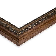 arttoframes 16x20 inch dark gold with beads wood picture frame womd6301 16x20 b06wgvjtlj