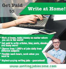 untitled writing job income make money by writing make money no matter where you are in the world