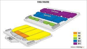 Tivoli Theatre Chattanooga Seating Chart