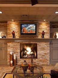 fireplace lighting ideas. basement design pictures remodel decor and ideas fireplace lighting o