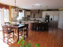 Counter Height Kitchen Island Dining Table .