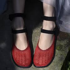 <b>Artmu Original Vintage</b> Hollow Out Sandals Women Shoes Hook ...