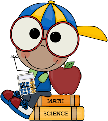 Image result for clipart of students math and science