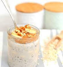 overnight oats aka the best breakfast