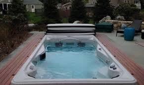 indoor swim spas