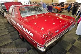 CRCSE SHOW: 1965 Chevrolet Bel Air – Classic Recollections