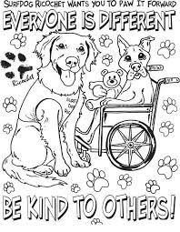 Kindness Coloring Pages Pictures Crafty Ideas Random Acts 149