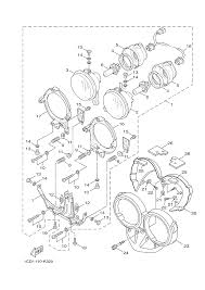 Ya1112219018 2013 yamaha zuma 50 yw50fdb headlight parts best oem headlight yamaha zuma wiring diagram at